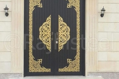 باب قص ليزر اسلامي مع دبل صاج