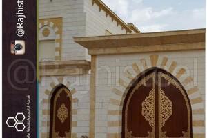 ابواب حديد خارجي اسلامي